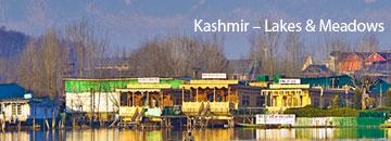 Kashmir – Lakes & Meadows