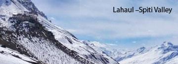 Lahaul –Spiti Valley
